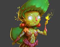 Tree Princess - 4forFun