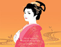 """Shimadzu Aya's man's song and female song 2"" CD jacket"