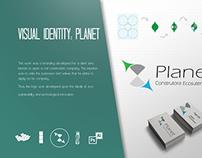 Identidade Visual - Planet // Visual Identity - Planet