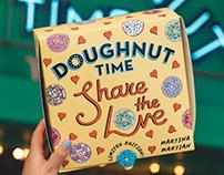 Doughnut Time x Martina Martian