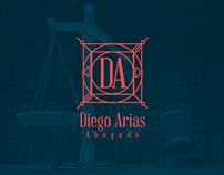 Diego Arias, Abogado.