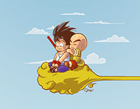 GIF Dragon Ball