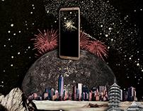 The Way To Golden / Huawei 10