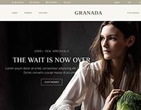 Granada - Responsive Magento Theme