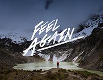 Feel Again. Ministerio de Turismo del Ecuador. Campaña