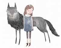 Wolf & Girl