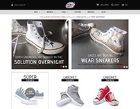 E-Commerce PSD Web Template
