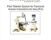 IFU ~ Medical Robotics Device