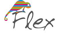 Flex logo designs