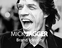 Mick Jagger - Brand Identity