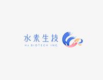 水素生技|品牌識別設計 H2 BIOTECH INC. Brand Identity