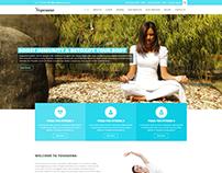 Free Yoga WordPress Themes