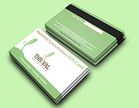 Thrival gift card