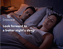 Snoozeal App - anti-snoring therapy