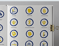 Icons for Medical Website
