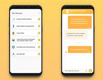 Tasheel App Redesign