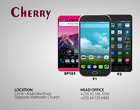 Cherry SP101, F1 & F2 Ad