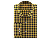 Folded Shirt Rendering For Website