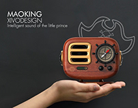 Maoking radio