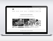 Barcelona website
