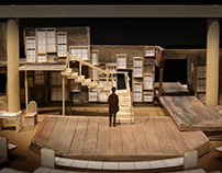 Set Design for Shakespeare's plays