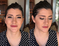 Kate - Bridesmaid Makeup