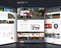 UX & UI - Bespoke WordPress theme