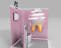 PS Sensitive Expert/ Exhibition/ Activation/ Booth