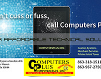 Computers Plus Ad for Your Ad Here 2016