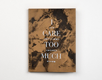 I CARE TOO MUCH - 2015