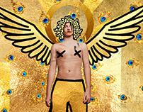 Digital Gold Angel