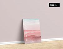 Free Canvas Mockup Kit