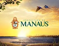 Prefeitura de Manaus - Anúncio American Airlines