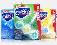 Dr Getler Branding