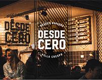 Desde Cero - Brand Identity