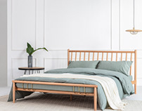 Bed Redesign