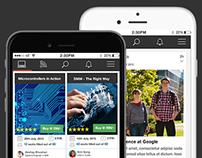 CampusDope Mobile App UI/UX