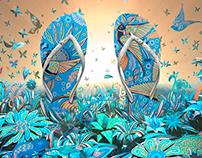HAVAIANAS ROYAL BLUE