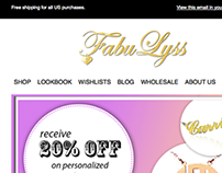 Email Marketing : FabuLyss