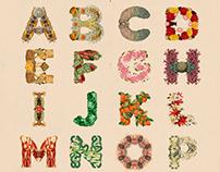 Antropoamorfico Alphabet 2016 // @36daysoftype