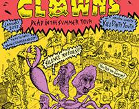 Poster Clowns