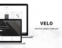VELO - Creative Agency Template