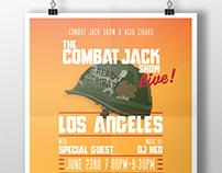 Combat Jack - LA live
