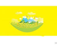 Logo Hahaland