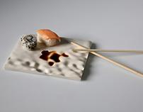 Ripple Sushi Dishes