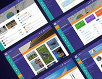Campus Scholar Branding & App