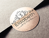 LOGO FOR ELIZABETH BY DESIGN