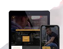 UI / UX Design - Valenti