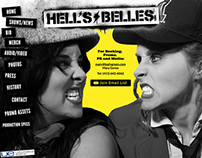 Hells Belles website