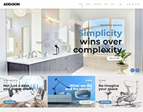 Addison – Interior Design & Decoration WordPress Theme
